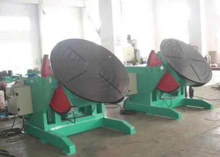 2 тонны сварочного поворотного позиционера