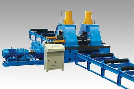 YJZ60C Hydraulic straightening machine