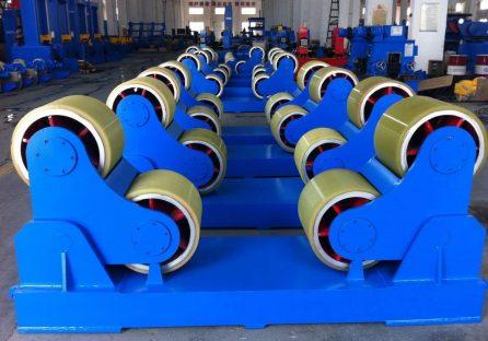 SAR 60 tonnes rotateurs de soudage de tuyaux auto-alignés