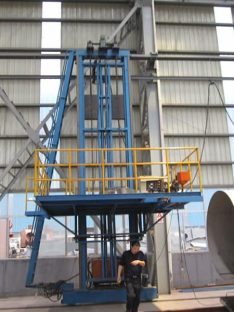 CMT Series Cantilever Manipulator Table