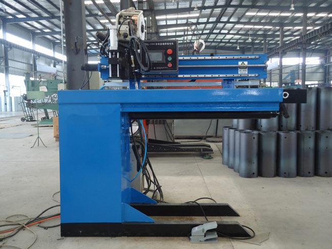 Automatic Longitudinal Seam Welding Machine