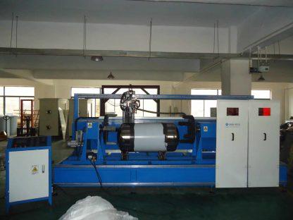 Máquina de solda automática para tubos para linha de produção de aquecedor solar de água