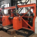 Automatic roller overlaying machinery